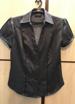 Блузка рубашка oggi