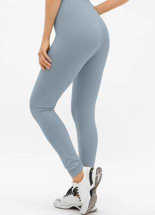Леггинсы хизер цвета джинс ❀