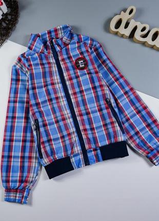 Куртка на 7-8 лет/122-128 см