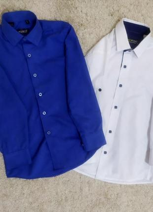 Две рубашки!