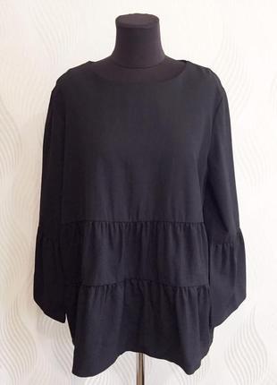 Стильный шерстяной джемпер свитер блуза cos