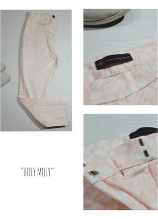 Хлопковые брюки marks&spencer