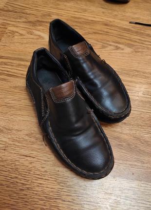 Туфли 27 размер на мальчика школьные классические