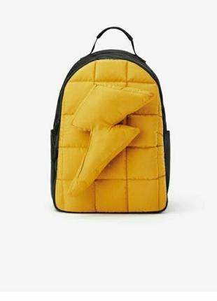 Крутой стильный рюкзак с 2 мя панелями