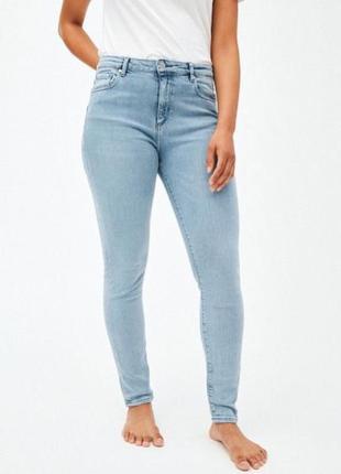 Джинсы скини голубые ,next jeans