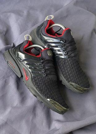 Nike presto кроссовки мужские