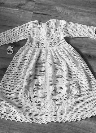 Эксклюзив! платья и комплекты для крещения ваших малышей.