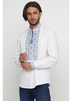 Вышиванка вишита сорочка з вишивкою р.46-56 (s-3xl) наложенный платеж