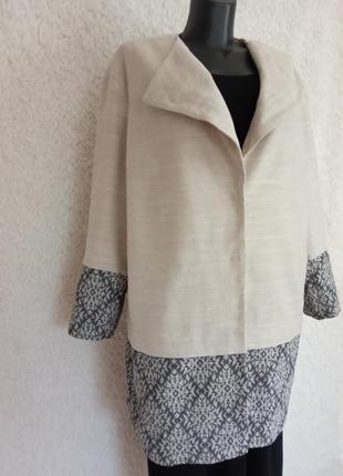 Стильный качественный брендовый пиджак