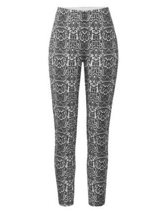 Штаны, имитация кожи питона. отличная замена джинсам.