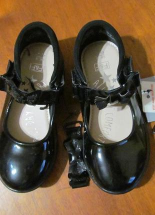 Туфли, балетки f&f англия