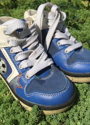 Кеды ботинки