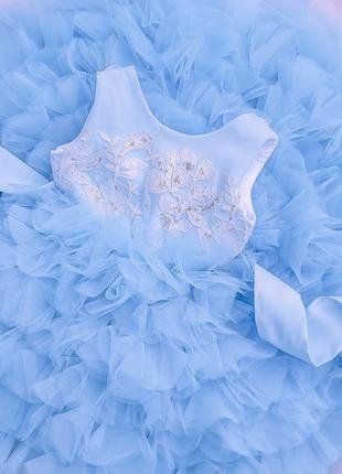 Платье-лепесток