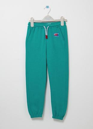 Шикарные штанишки-джогеры от dunnes stores на 7-8 лет из англии