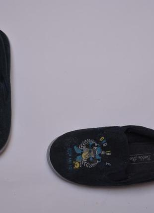 Тапочки bobbi shoes 30 розмір, устілка 19 см.