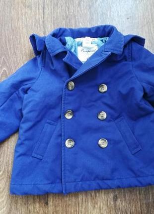 Пальто/утеплений піджак