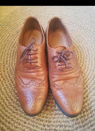 Туфлі-броги/туфли-броги
