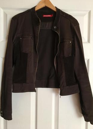 Пиджак куртка весенняя легкая
