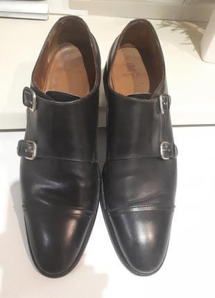 Туфли , монки, мужские