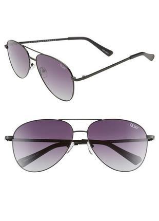 Очки солнцезащитные в стиле rayban aviator цвет smoke