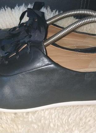 Clarks туфлі кеди шкіра