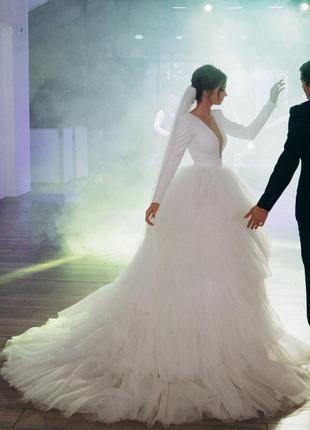 Свадебное платье milla nova7 фото