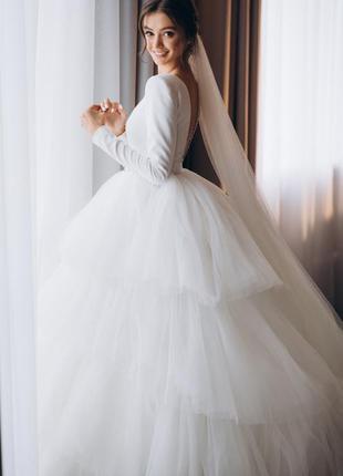 Свадебное платье milla nova5 фото