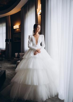 Свадебное платье milla nova4 фото