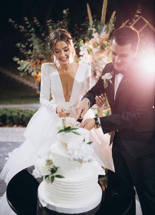 Свадебное платье milla nova2 фото