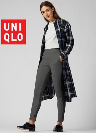Женские штаны леггинсы uniqlo