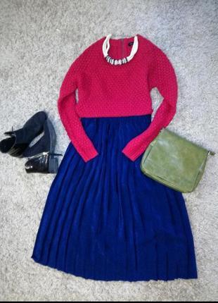 Спідниця-плісе/плиссированая юбка