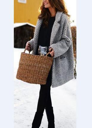 Актуальное пальто прямого кроя auterwear c&a