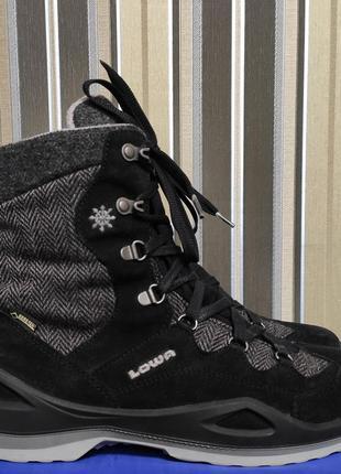 Женские трэккинговые ботинки lowa calceta gore-tex