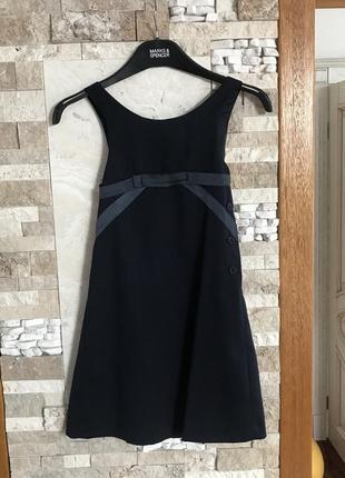 Школьный сарафан школьное платье