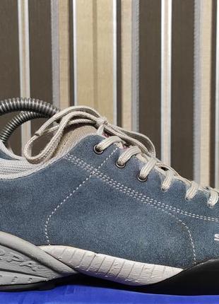Мужские трэккинговые кроссовки scarpa mojito
