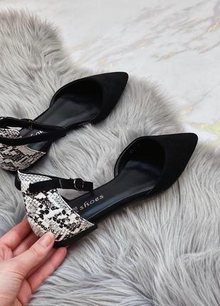Туфли балетки хит продаж