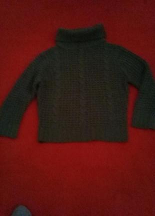 Классный свитерок qed london