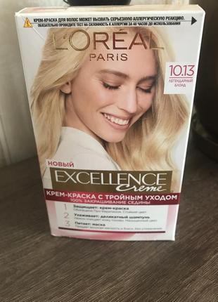 Новая краска для волос l'oreal paris
