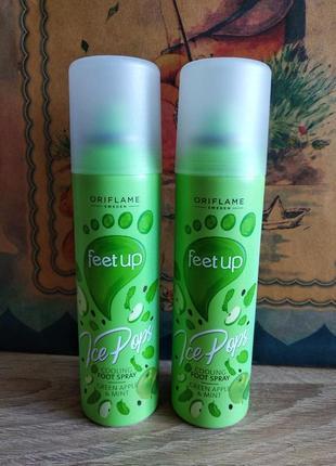 Освежающий спрей-дезодорант для ног