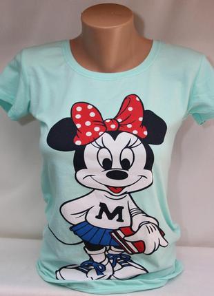 Модная футболочка