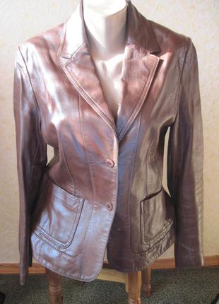 Куртка, пиджак кожаный