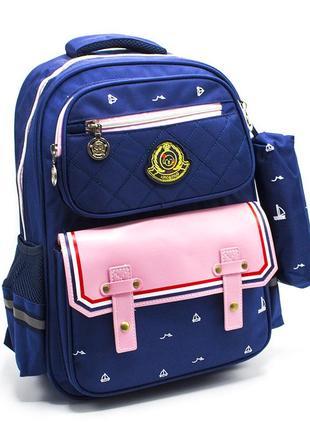 Дитячий шкільний рюкзак для дівчаток, детские рюкзаки