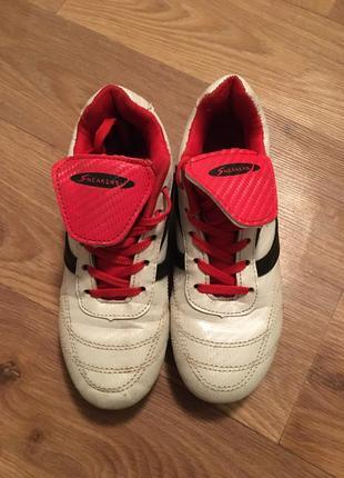 Бутсы sneakers 20.5см