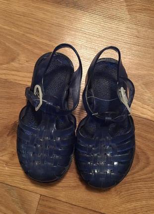 Аквашузы коралки резиновые сандали