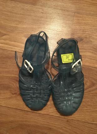 Аквашузы копалки  резиновые сандали