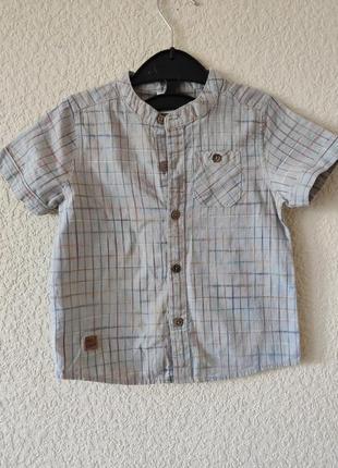 Рубашка, футболка 86