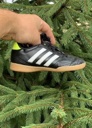 Детские футзалки бутсы adidas goletto iv не nike magista predator