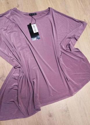 Футболка-блуза zara оригинал размер s но подойдет и на л