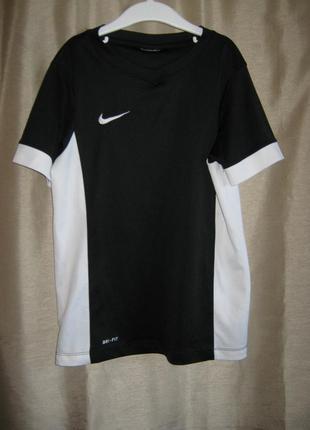 Спортивная футбольная форма найк nike dri-fit , р.134-140 см original