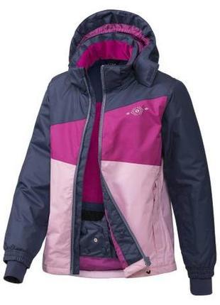 Куртка зимняя термокуртка лыжная crivit pro кривит